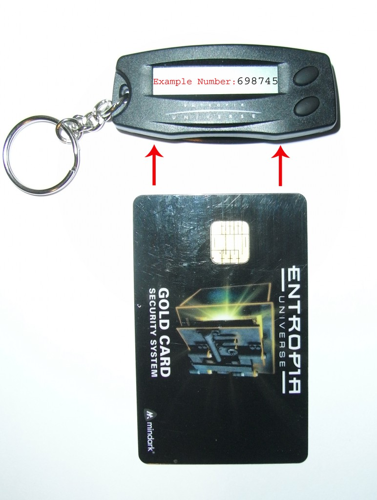 Goldcard-Device